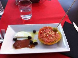 Tomates Valencianos Naranjas Lola