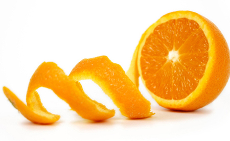 La de cascara naranja dieta de