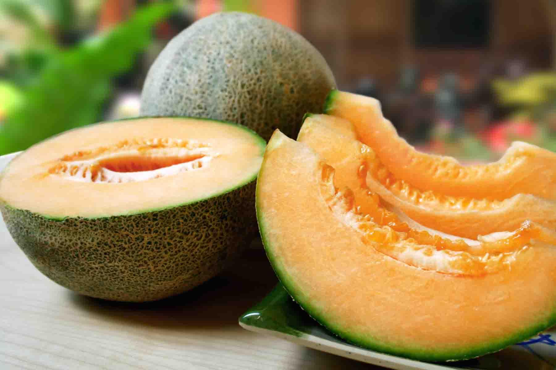 El jugo de melon sirve para adelgazar